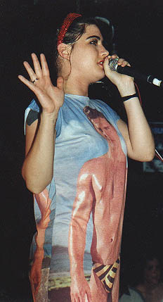 Kathleen Hanna. Photo in public domain.