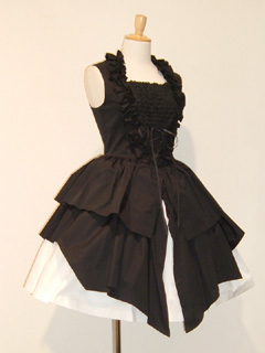 A dress by Atelier Boz.