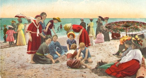 California Beach 1905
