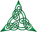 A celtic knot.
