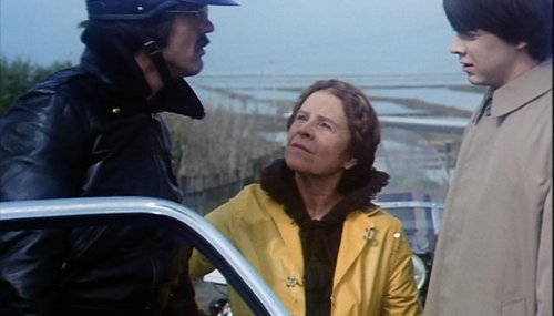 Screenshot from Harold and Maude.