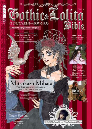 Gothic and Lolita bible.