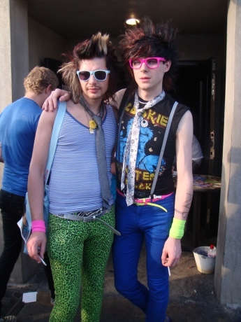 Hipsters at SXSW