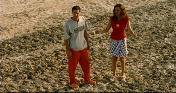 Luke Wilson and Maya Rudolph.