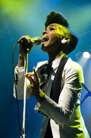 Janelle Monae. Photo by Seher Sikandar.