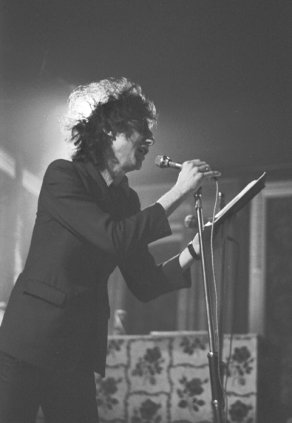 John Cooper Clarke. Photo by Tim Duncan.