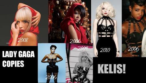 Lady Gaga vs Kelis