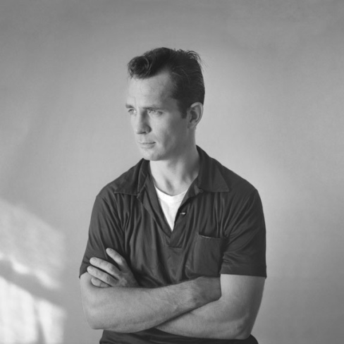 Jack Kerouac. Photo by Tom Palumbo, circa 1956.