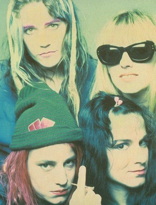 L7 bandmembers.