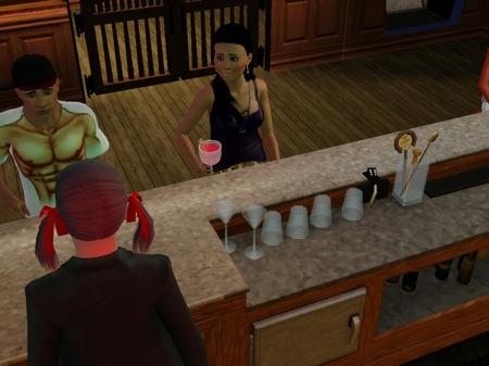 Sims 3.