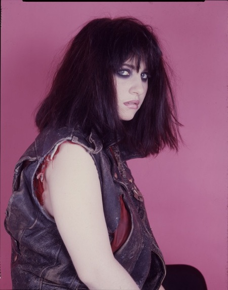 Lydia Lunch.