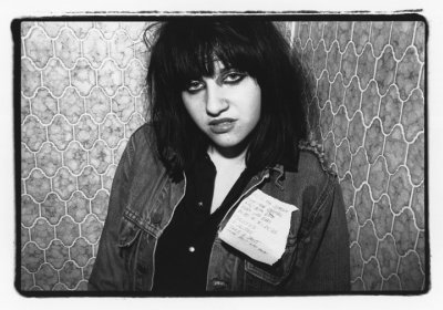 A young Lydia Lunch.