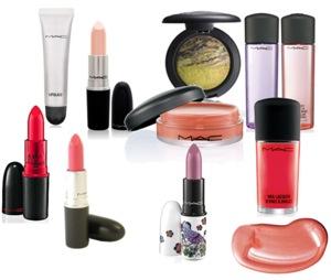 MAC Makeup.