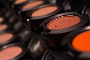 Makeup pots. Photo by Riley.