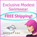 Modest swimwear for women