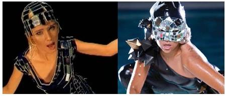 Roisin Murphy vs Lady Gaga