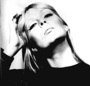 Nico. Photo by Gerard Malanga