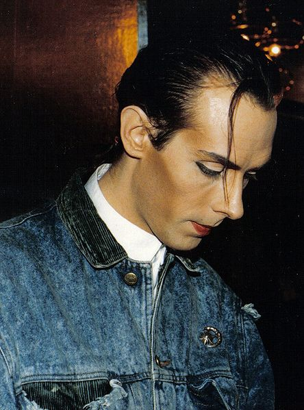 Peter Murphy of Bauhaus. Photo by andwhatsnext.