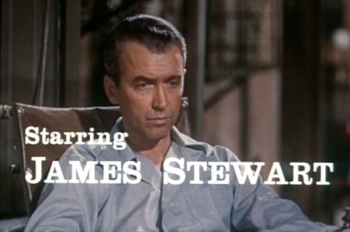 James (Jimmy) Stewart.