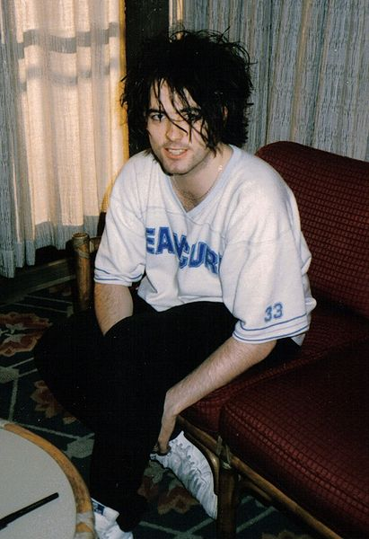 Robert Smith. Photo by andwhatsnext.