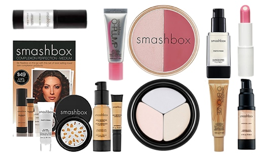 Smashbox collage.