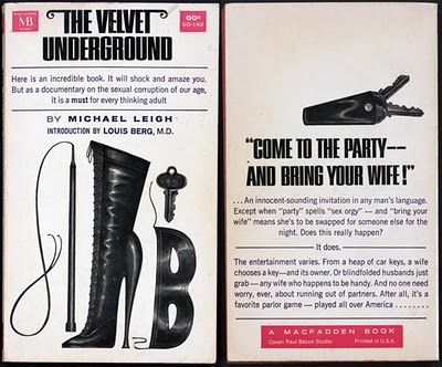 The Velvet Underground, paperback book.