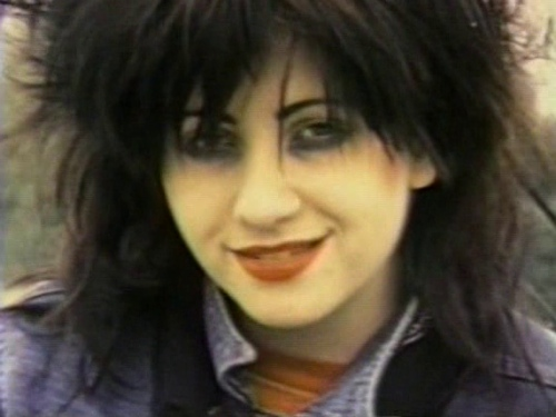 Screenshot from the Wild World of Lydia Lunch, a film by Nick Zedd