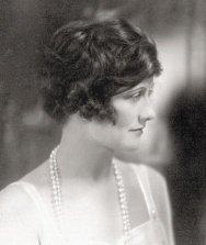 Coco Chanel, 1920.