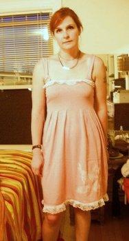 Babydoll dress photo by iluvrhinetsones. CC Att-Share license.