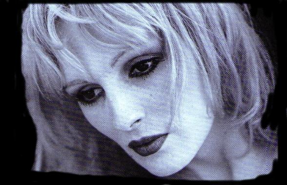 Candy Darling. Source unknown.