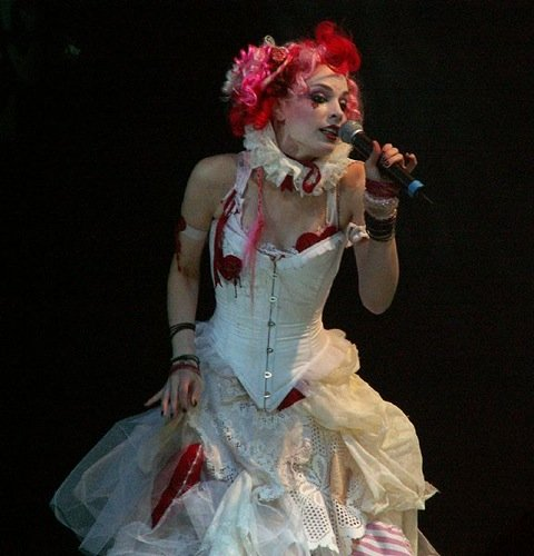 Emilie Autumn. Photo by Jan Blok.