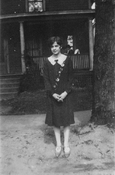 Helen Richey, 1927.