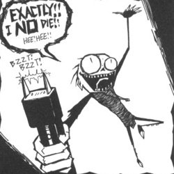 Johnny C from Johnny the Homicidal Maniac