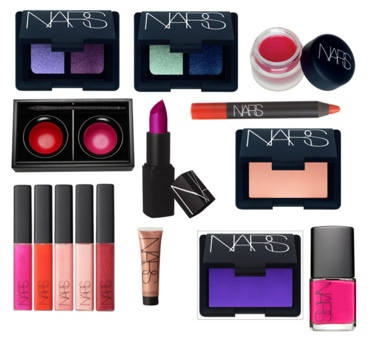 Nars Cosmetics.