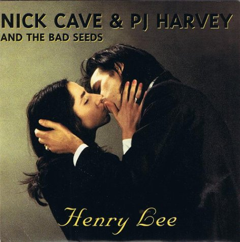 Nick Cave and PJ Harvey making out.