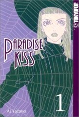 Book cover of Paradise Kiss.