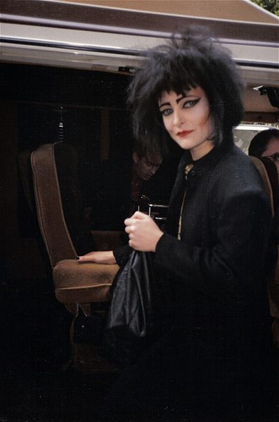 Siouxsie Sioux. Photo by andwhatsnext.