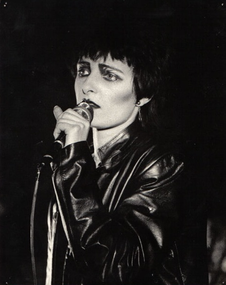 Siouxsie Sioux in 1980.