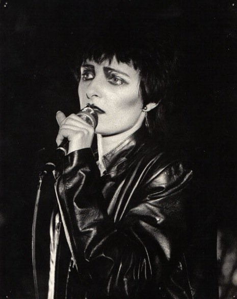 Siouxsie Sioux. Photo in public domain.
